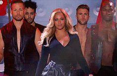 Beyoncé & Channing Tatum Run The World ( Girls ) Lip Sync Battle 07.01.2016