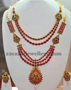 Colombian Rubies Jewellery