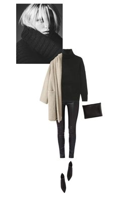 """""""#042"""" by ceciliefang ❤ liked on Polyvore featuring rag & bone, J.Crew, Lauren Manoogian, Acne Studios, Carven, women's clothing, women, female, woman and misses"""