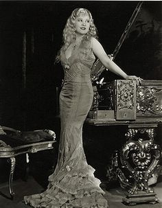 """""""I'll try anything once - twice if I like it - three times to make sure."""" ~Mae West, a 'bad girl' with class."""