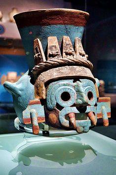 Aztec Artifacts, Art Chicano, Maya Civilization, Art Tribal, Mesoamerican, Ancient History, Tatoos, Safari, Captain Hat
