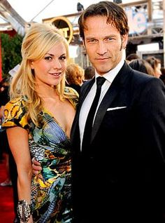 Anna Paquin and Stephen Moyer are expecting their first child! This news has been confirmed by Moyer's spokesperson.