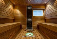 12 RTV-Pintamateriaalitalo - Sauna | Asuntomessut
