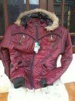 woman jacket  idr 75k
