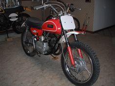 1971 Yamaha JT 1