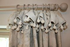Glorious Make Rod Pocket Curtains Ideas. Enchanting Make Rod Pocket Curtains Ideas. Curtains With Attached Valance, No Sew Curtains, Rod Pocket Curtains, Curtains With Blinds, Valances, Cottage Curtains, Country Curtains, Window Coverings, Window Treatments