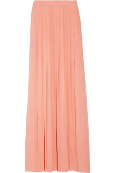 Coral Maxi Skirt that costs $300. Mine looks the same, costs under $40 and i made it