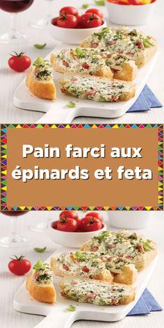 Appetizer Recipes, Appetizers, Hamburger, French Toast, Sandwiches, France, Bread, Breakfast, Stuffed Bread