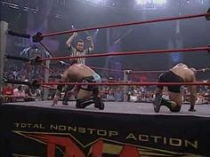 AJ Styles Vs. Christopher Daniels (AAO 2005)