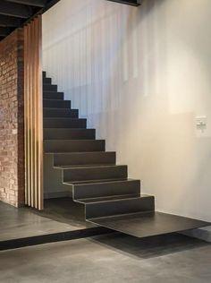 31 balmain street – industrial staircase in Architecture & Interior design