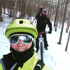 Penguins and surfing now this. Fat Bike, Winter Fun, Bicycle Helmet, Mountain Biking, Penguins, Surfing, Instagram Posts, Photos, Fashion
