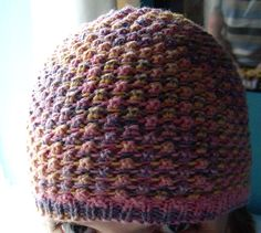 Popcorn Stitch Hat  by pinnedtothepage  in my Ravelry queue
