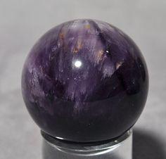 Amethyst 2 inch .4 lb Natural Crystal Sphere - Tanzania  $450.00
