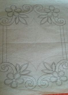 Richelieu on tulle Silk Ribbon Embroidery, Hand Embroidery Patterns, Lace Patterns, Embroidery Art, Flower Patterns, Embroidery Stitches, Clothes Patterns, Dress Patterns, Point Lace