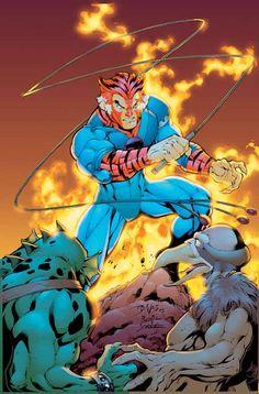 Ed Benes - Thundercats