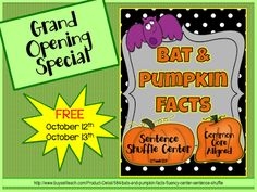 Grand Openings Specials - FREE - October 12th and 13th