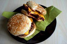 Wegetariańskie burgery - Powered by @ultimaterecipe