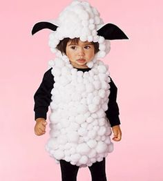 24 Really Cute Budget Halloween Kids Costumes – Handmade