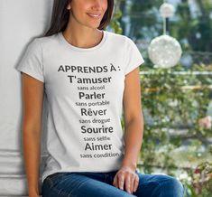Femmes T-shirt Filles niveau tenir l/'alcool vacances drôle Proverbes en rut sort