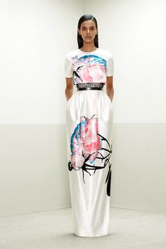 See the complete Prabal Gurung Pre-Fall 2014 collection.