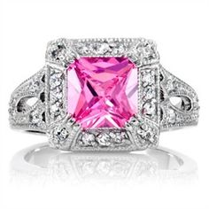 Gaspari's #Pink Cocktail #Ring $105.00