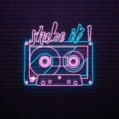 Interesting Facts You Never Knew About DelightFULL's Marquee Lights Unique industrial design ideas: These neon signs will elevate your industrial loft or industrial bar Loup Tex Avery, Disco Licht, Neon Led, Neon Quotes, Neon Words, All Of The Lights, Marquee Lights, Neon Wallpaper, Neon Aesthetic