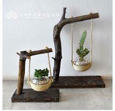 Cute Garden Ideas - Funny Ideas to Brighten Your Garden - DIY Decor Fall Home Decor, Autumn Home, Garden Crafts, Garden Art, Garden Sofa, Wood Crafts, Diy And Crafts, Summer Crafts, Cute Garden Ideas