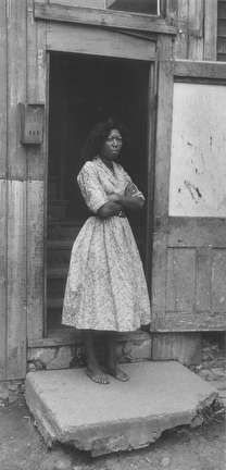 Milwaukee Housing for a Poor African American Woman