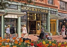 Travel + Leisure: What Are America's Best Bookstores? (PHOTOS) Bookstore in Boulder, CO