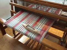 Loom Weaving, Tapestry Weaving, Weaving Projects, Dobby, Spinning, Geometry, Towels, Stripes, Patterns