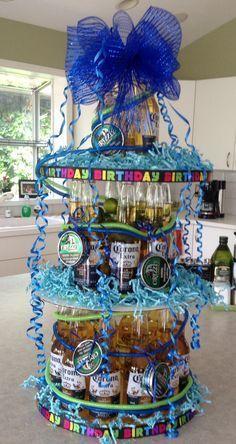 beer bottle cake - Buscar con Google