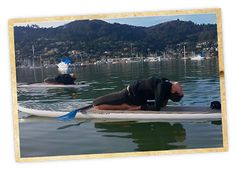 SUP Yoga with OnBoardFitness is based out of SeaTrek at Schoonmaker Point Marina in Sausalito: Sunday, 8:30 a.m.–9:45 a.m. Monday, Wednesday, Friday, 9:00 a.m.–10:15 a.m. Cost is 25 per session (board rental included). For more information, email physicleigh@onboardfitness.org or call 415-497-5479. Classes fill quickly; reserve a spot online. If space fills, additional classes are sometimes added.
