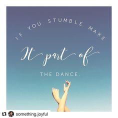 Just a little Thursday positivity :) reposted from  @something.joyful with @repostapp   #somethingjoyfulishappening #etsyprints #etsy #design #dailymotivation #dance #lifeisdance #believe #bebrave #sundayvibes #bekindtoyourself