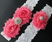 15% OFF, Garter, Wedding Accesory, Bridal Garter, Pink Garter, Garters, Garter Set, Lace Garter, Vintage Garter Garder, Garder Set