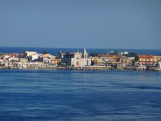 Sicily - Strait of Messina, Italy