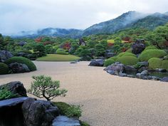 Adachi Museum of Art is famous not only for its collection of contemporary…