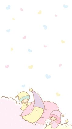 cute wallpapers for mobile with Sanrio characters, Hello Kitty, My Melody, and Gudetama among others! Glam Wallpaper, Sanrio Wallpaper, Kawaii Wallpaper, Iphone Wallpaper, Korea Wallpaper, Little Twin Stars, Little Star, Cute Mobile Wallpapers, Beautiful Wallpapers For Iphone