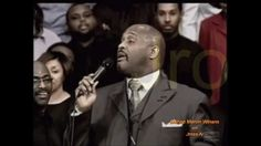 """Bishop Marvin Winans sings """"I Feel Like Going On"""""""