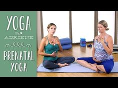 Prenatal Yoga – 5 Poses for All Trimesters ~ Yoga With Adriene - Workout Panther