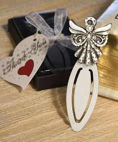 Angel Design Bookmark Favors $0.89 - Communion Favors - Special Gifts