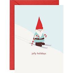 Gnome Christmas Cards