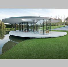 Herzog & de Meuron: Pavilion at a Lakeside - Arquitectura Viva · Architecture magazines