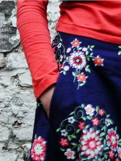 vermiljoen: Een zak in een rok, zo makkelijk zag u het nog nooit (vanaf nu in elke rok dus :-))