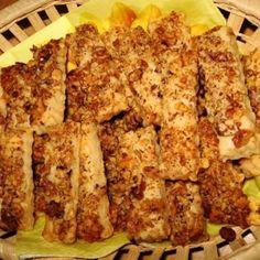 Sajtos-burgonyás rudacskák | Nosalty French Toast, Breakfast, Food, Morning Coffee, Essen, Meals, Yemek, Eten