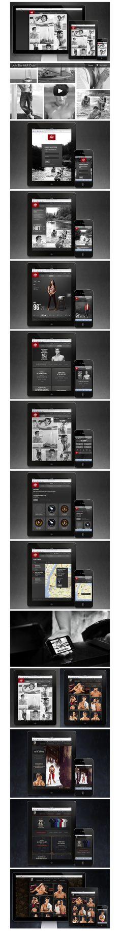 KDS Responsive Design Inspirations Board by Adam Jesberger / Find us in www.kds.com.ar or Facebook/KDSARG and Twitter /KDSARG / Tags: #responsivedesign #inspiration