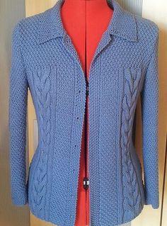 Ravelry: Shatter pattern by Kim Hargreaves Ladies Cardigan Knitting Patterns, Knit Cardigan Pattern, Knitting Patterns Free, Knit Patterns, Baby Knitting, Knitted Coat, Knit Fashion, Womens Fashion, Knit Jacket