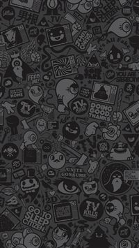 Tv vector art iPhone Wallpapers