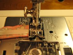 Sewing, Metal, Couture, Sew, Metals, Stitching, Full Sew In, Needlework