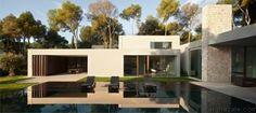 El Bosque House by Ramon Esteve Estudio   Residential Design