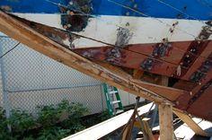 Hull Repair - New York www.urbanboatworks.com
